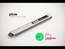 Phree – make the world your paper