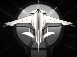 Rene Gabrielli – STS A01 Amphibian Jet