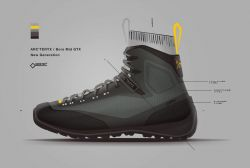 Pascal Scholz – arc'teryx / hiking boot