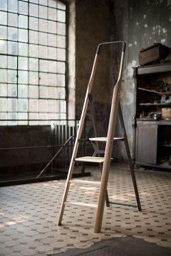 Fritz Specht – TENZING – The ladder as part of the living envi
