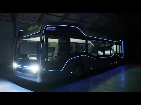 Mercedes – Benz Future Bus