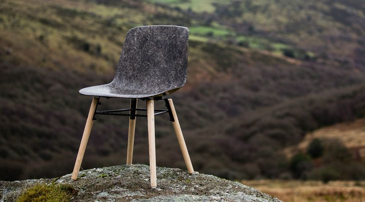 solidwool – Hembury Chair