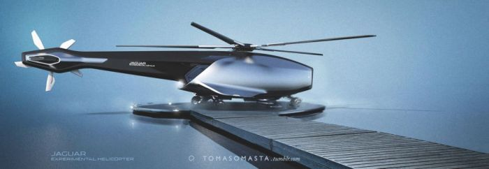 Tomas Omasta – Jaguar Volanti