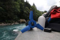 Estream: A portable water power generator fits into backpack – Kickstarter