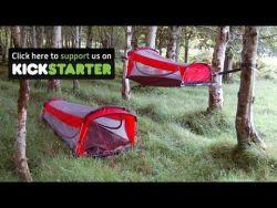 Four Outdoor Essentials in One Tent / Hammock – Crua Hybrid – Kickstarter