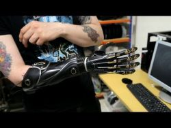 Deus Ex's bionic limbs are being made for real: 3D print yourself a hand