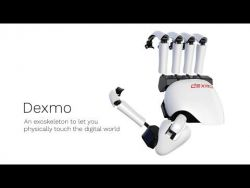 Dexta Robotics – Dexmo: An exoskeleton for you to touch the digital world