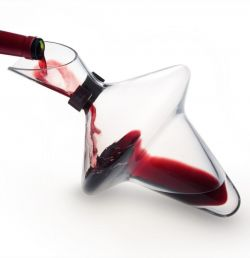 Nicolas Brouillac – Wine duck decanter DAHLIA, PEUGEOT