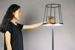 Kevin Chiam – Silhouette Floor Lamp