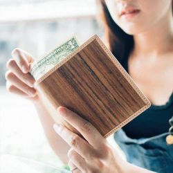 PARSEC Design Studio – Treether – Wallets Crafted With Beautiful Wood & Leather ...