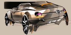 Grigory Butin – Car design sketch