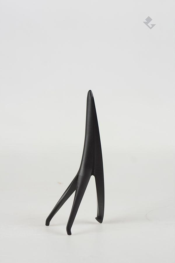 Zhou Buyi Folding Tableware Design Inspiration
