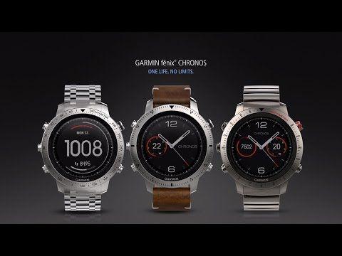 Garmin – fenix Chronos