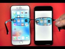 Celal Göger – INVISIBLE iPHONE SCREEN – Worlds First Covert Invisible Phone Screen.