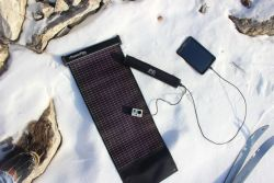 PowerFilm Solar – LightSaver Max Ultra-Light Portable Solar Charger – Indiegogo