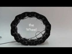 The Wheel robot