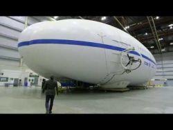 "Lockheed Martin – Robotic ""spiders"" repair holes in hybrid airships"