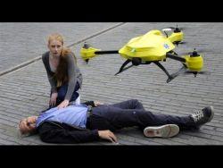 TU Delft – Ambulance Drone