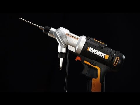 WORX WX176 – Switchdriver Cordless Drill & Driver