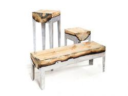 Hilla Shamia – Aluminum & Wood Furniture