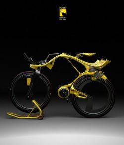 Edward Kim, Benny Cemoli – INgSOC hybrid bike concept