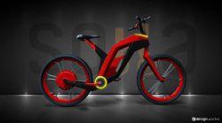 Eddie Mauro, LUIS PEÑA – Soka. Electric bike.