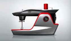 Quentin Huber – OPEL SEWING MACHINE