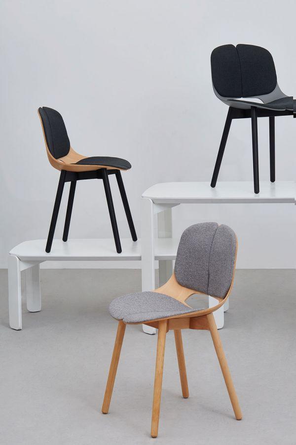 Alex YONOH – Spoon chair