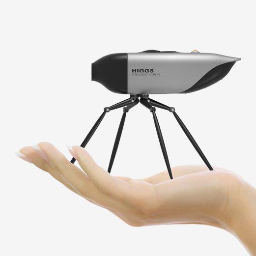 EMAMI Design – Higgs Camera
