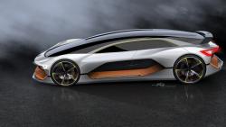 Niko Pesa – Volkswagen Pendulus GT Design Vision