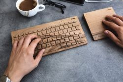 Orée Board – How we craft wooden keyboards
