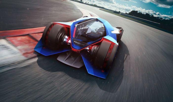FOURNIER charlie – Peugeot 24h LeMans Michelin contest
