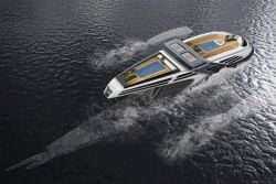 Seataci Concept Yacht