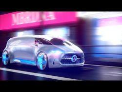 Mercedes-Benz Vision Tokyo – Trailer – Mercedes-Benz
