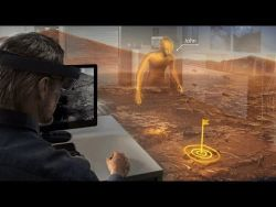 Microsoft HoloLens: Partner Spotlight with NASA's Jet Propulsion Laboratory
