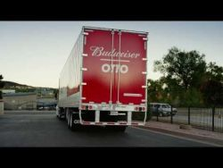 Otto and Budweiser: First Shipment by Self-Driving Truck