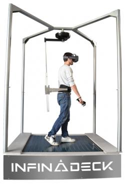 Infinadeck V3 Treadmill