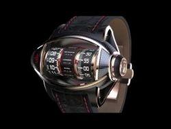 Germain Baillot – Concept Watch GMT
