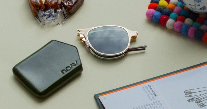 d8d3ef82dd ROAV - World s Thinnest Folding Sunglasses - Kickstarter
