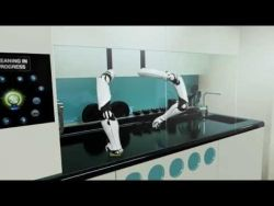 The World's First Robotic Kitchen – TV Commercial – seedrs
