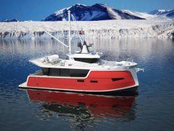 Max Zhivov – Trondheim trawlers 40 ft World first electric powered