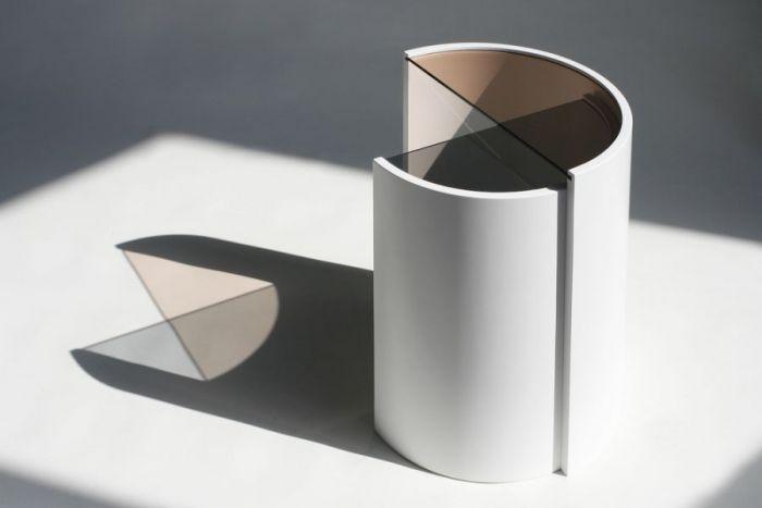 Bower – CONTOUR SIDE TABLES