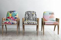 Elene Ratishvili – Mim armchair