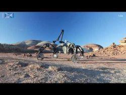 Field Trials Utah: Roboter-Team simuliert Marsmission in Utah