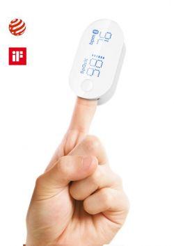 DUO LI – Finger Pulse Oximeter