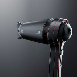 Hyunmook Lim – hair essence dryer : what if designed by dolcegusto