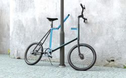 Jens Andersson – Lock. Bicycle Concept