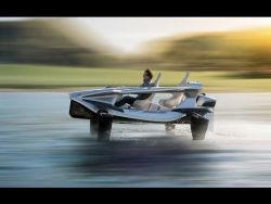 the flying Quadrofoil Q2S Electric Limited Edition in action