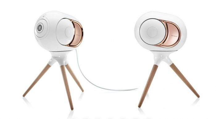 Gregory Cibert, Charles Garbani – Treepod stand Devialet for Phantom speaker