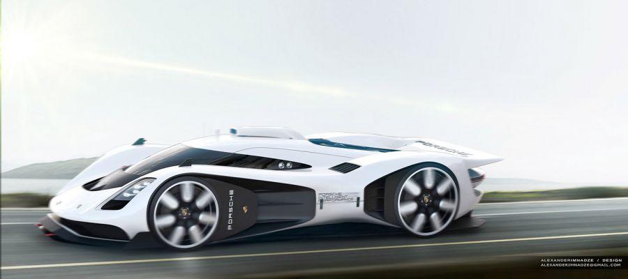 Alex Imnadze - Porsche GT Vision 906 / 917 concept - Design ... on vision mazda gt, vision ford gt, vision toyota gt, vision nissan gt,